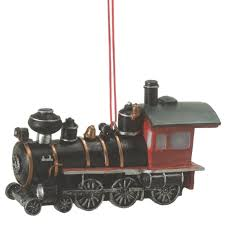 3 5 fashioned steam locomotive