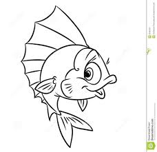 25 fish images coloring books drawings fish