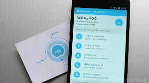 wordings nfc business cards india with article on nfc business
