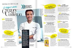 exemple de recette de cuisine nouveau magazine de cuisine pour les filles vital food