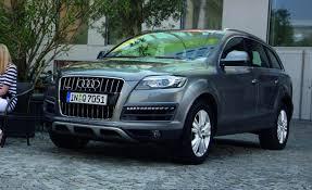 Audi Q7 Diesel - q7 4 2 tdi