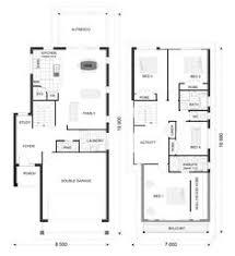 1000 ideas about double mesmerizing double storey house plans