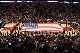 Bulls Flag File Us Navy 041105 N 1557b 001 Members From All The U S Armed