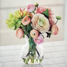 faux floral arrangements faux flowers joss