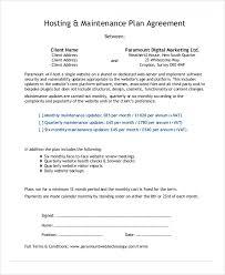maintenance agreement web site maintenance agreement this