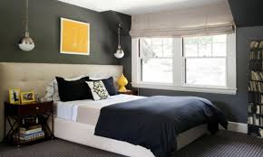 red bedroom decorating ideas accent wall in feature for small