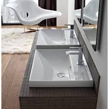 Drop In Sink Bathroom Modern Bathroom Sinks Allmodern