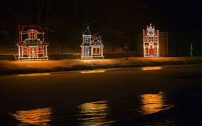Light The Night Portland The Best Christmas Light Displays In Every State Travel Leisure