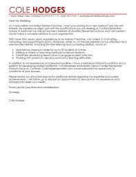 Cover Letter For Manuscript Submission Montessori Teacher Cover Letter Gallery Cover Letter Ideas