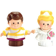 Prince Charming by Fisher Price Little People Cinderella And Prince Charming Disney