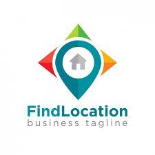 map logo pin map logo vector free