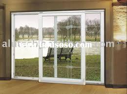 Replacing Patio Door Glass by Stylish Doors Glass Exterior Exterior Sliding Doors Small Sliding