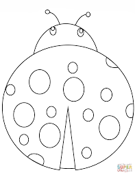 ladybug coloring pages free coloring pages