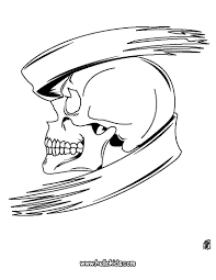 skull coloring pages 5 printables to color online for halloween