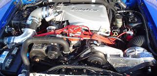 1992 mustang supercharger procharger ford automotive systems procharger