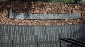 wall pretoria sa defence wall of remembrance picture of voortrekker