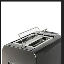 Bosch Styline 4 Slice Toaster Bosch Styline Collection Black 2 Slice Toaster Digital Control