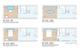 300 Sq Ft House Floor Plan by Nyc Selects Winning Design For Its 300 Sq Ft Apartments 940