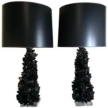 Black Table Lamps Large Black Table Lamps Black And Chrome Table Lamps U2013 Eventy Co