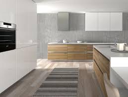 mod鑞es cuisine ikea cocina con gola y pulsadores la combinación de un diseño en