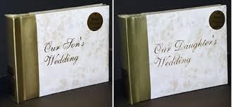 parent wedding albums gretna green wedding photograph albums