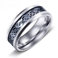 titanium rings images Dragon titanium ring project yourself png