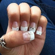 best 25 fake nails french ideas on pinterest french nail
