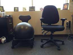 Modern Ball Chair Furniture Home Fabulous Yoga Ball For Office Chair Seat And Chair