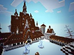 Minecraft Pe Maps Ios Frozen Maps
