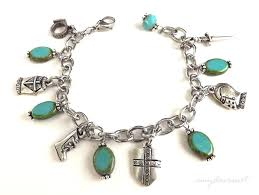 armor of god bracelet turquoise put on the armor of god charm bracelet ephesians 6