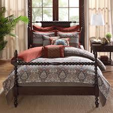 Jacquard Bed Set Park Signature Antiquity Jacquard Comforter Set Reviews