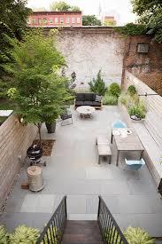 Landscaping Backyard Ideas by Garden Designer Visit A Low Maintenance Brooklyn Backyard By New