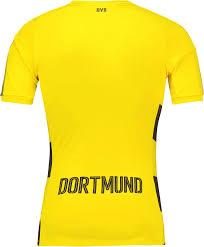 Home Kit Borussia Dortmund 17 18 Home Kit Released Footy Headlines