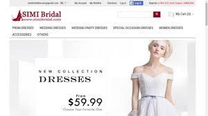 bridal websites simi bridal reviews 11 reviews of simibridal sitejabber