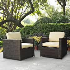 Patio Chairs With Ottoman Patio Chair With Hidden Ottoman Home Outdoor Decoration