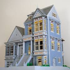 How To Build A Victorian House by More Amazing Lego Houses Weird But Wonderful Things Pinterest