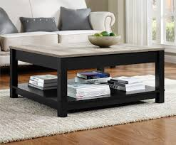 Square Black Coffee Table Coffee Table Rustic Square Coffee Table Asian Expansive 48 Square