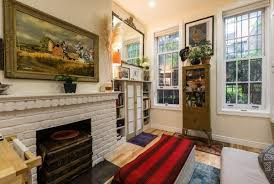 pre war apartment new york couple squeeze into a tiny 242 square foot prewar apartment