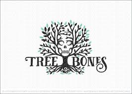 readymade logos for sale tree bones readymade logos for sale