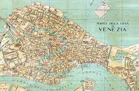 Italy On Map Map Of Venice Italy Map Of Venice Italy Airport Map Of Venice