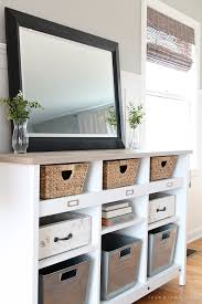 multi purpose entryway storage love grows wild