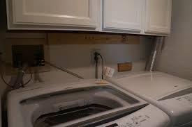 Sink In Laundry Room by How To Hide Ugly Laundry Room Pipes Seeking Lavendar Lane
