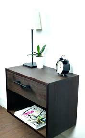 floating bedside table ikea floating nightstand with drawer diy bedside table appealing modern