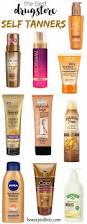 get glowing best drugstore self tanners