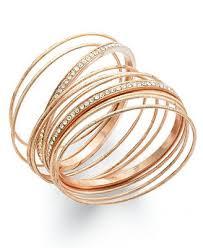 rose gold bracelet set images Bangle bracelets sets www thehoffmans info jpg