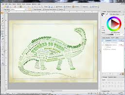 corel draw x5 download free software filling with text and mesh macro or something else coreldraw