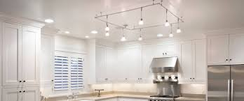 Kitchen Track Lighting Ideas by Kitchen Lighting Ceiling Led Lighting Over Kitchen Island For