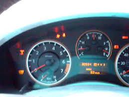 service engine light on nissan nissan titan airbag light bypass youtube