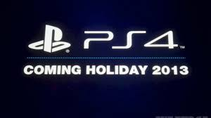 Ps4 Suspend Sony Announces The Playstation 4 Launching At The End Of 2013