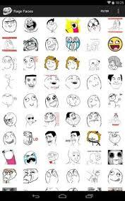 List Of Meme Faces - elegant list of meme faces pin rage faces list explained on